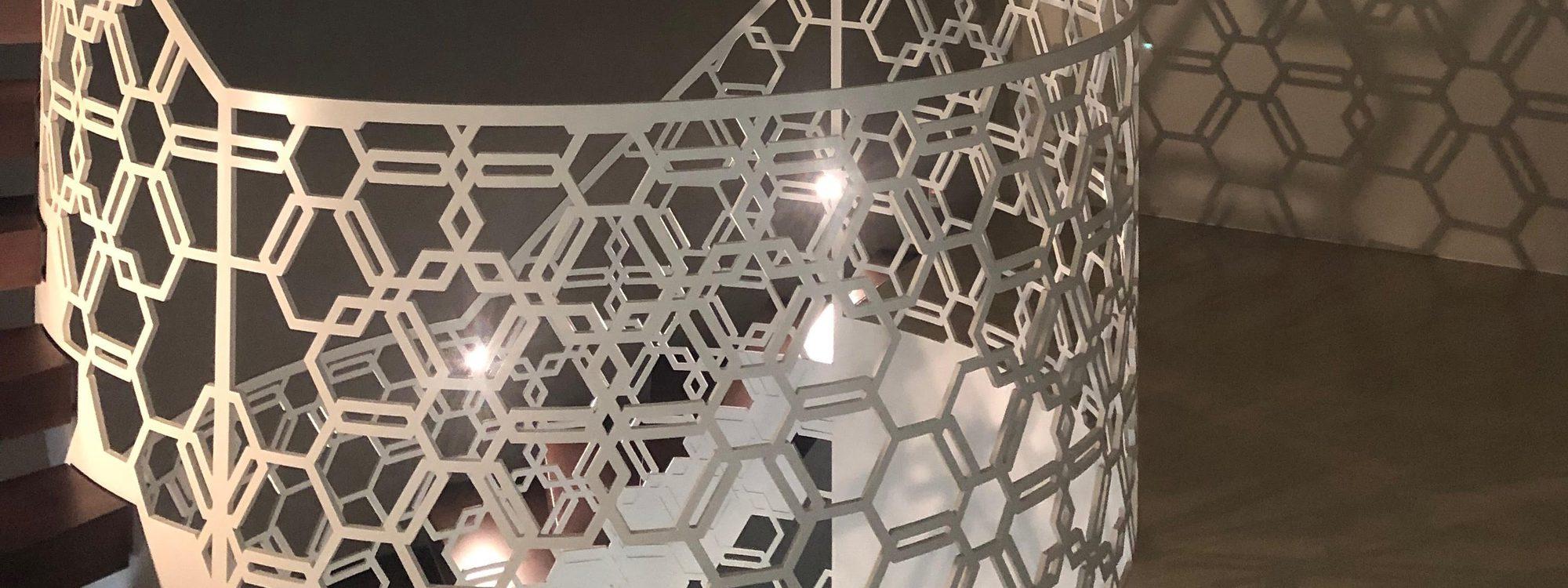 Scala elicoidale: il design che emoziona